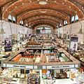 Cleveland Westside Market  by Lon Dittrick