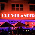 Clevelander Hotel Ocean Boulevard Miami Beach by George Oze