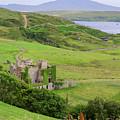 Clifden Castle by Tony Crehan
