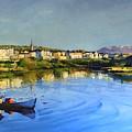 Clifden Harbour by Conor McGuire