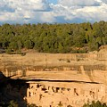 Cliff Palace Landscape by David Lee Thompson