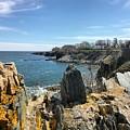 Cliff Walk View by Joseph Mari