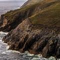 Cliffs Of Ireland by Jaroslaw Blaminsky