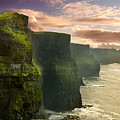 Cliffs Of Moher - 2 by Robert Lacy