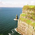 Cliffs Of Moher by Bruce