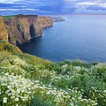 Cliffs Of Moher, Co Clare, Ireland by Gareth McCormack