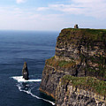 Cliffs Of Moher County Clare Ireland by Teresa Mucha
