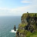 Cliffs Of Moher by Jennifer Raschig