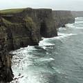 Cliffs Of Moher by Joe Bonita