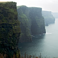 Cliffs Of Moher by Lawrence Boothby