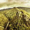 Cliffs, Steams And Valleys by Jorgo Photography - Wall Art Gallery