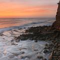 Cliffside Sunset by Scott Cunningham