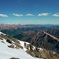 Climbing Greys Peak by Robert VanDerWal