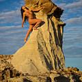 Climbing by Inge Johnsson
