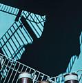 Climbing Shadows by Steven Milner