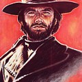 Clint Eastwood by Anastasis  Anastasi