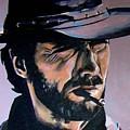 Clint Eastwood by Bert Mailer