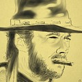 Clint Eastwood by Clinton Helms