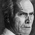 Clint Eastwood by Sunjay Menon