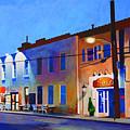 Clinton Street by John Tartaglione
