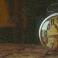 Clock - Id 16218-130715-1843 by S Lurk