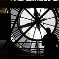 Clock Musee D'orsay by Mary-Lee Sanders