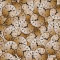 Clock by Stefano Fossiant Sini