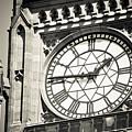 Clock Tower by Martina Heart