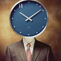 Clockhead by Hans Janssen