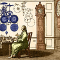 Clockmaker by Photo Researchers