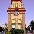 Clocktower by Ryan Heffron