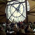 Clockwork Cafe by Rusty Woodward Gladdish