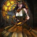 Clockwork by Mary Hood