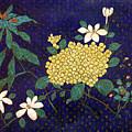 Cloisonee' Flower by Dean Triolo