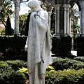 Cloisters Statue by Heidi Hermes