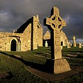 Clonmacnoise Monastery, Co Offaly by The Irish Image Collection