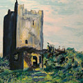 Clonony Castle by Richard Beauregard