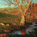 Close Of Day by Steve Henderson
