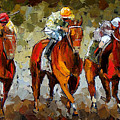 Close Race by Debra Hurd