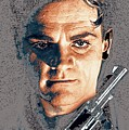 Close Up James Cagney As Gangster  Rocky Sullivan In Angels With Dirty Faces 1938-2008 by David Lee Guss