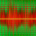 Close-up Of Sound Waves by Panoramic Images
