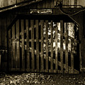 Closed Barn by Ed Ostrander