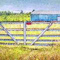 Closed Down by Jean OKeeffe Macro Abundance Art