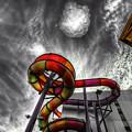 Cloud 9a by Wayne Sherriff