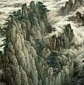 Cloud And Mountain Peak by Dong Xiyuan