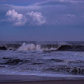 Cloud And Wave Seaside New Jersey by Terry DeLuco