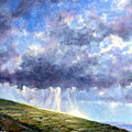 Cloud Burst Ireland by Jim Gola
