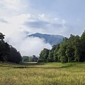 Cloud Fog Rolling Into Cades Cove by NaturesPix