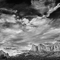 Cloud Formation Hwy 179 Sedona Az by Bob Coates