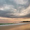 Cloud Formation Over Kailua Beach by Charmian Vistaunet